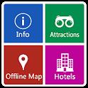 Crete Offline Guide icon