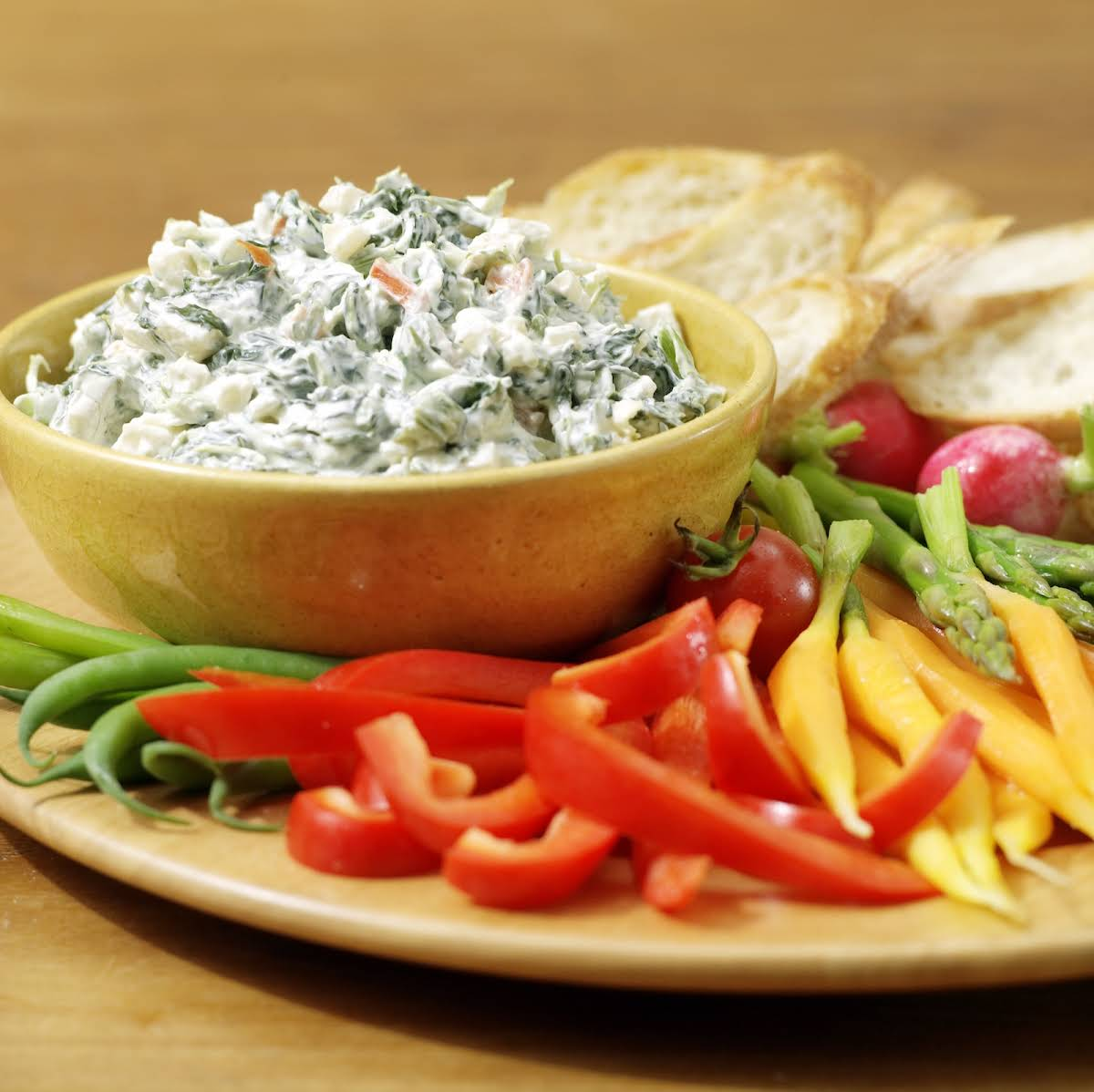 Hellmann's Creamy Spinach Dip Recipe