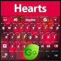 Hearts Keyboard icon