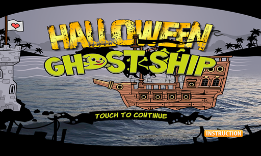 The Halloween Ghost Ship FREE