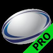 Rugby Livescore Widget Pro