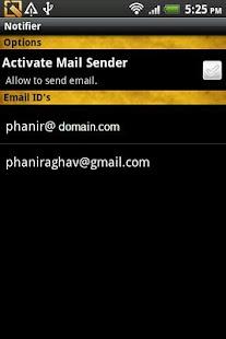 Miss Call Notifier- screenshot thumbnail