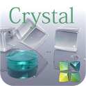 Crystal Next Launcher 3D Theme icon