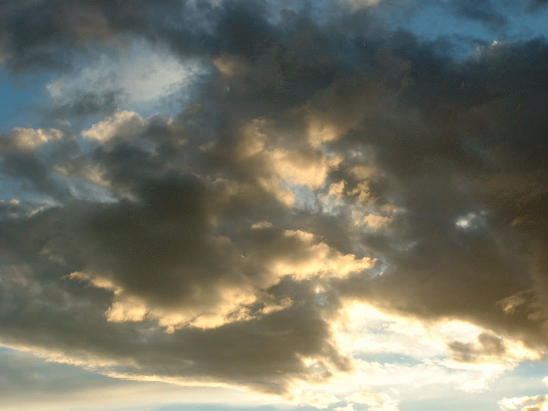 Fotos Gratis Cielos - Nubes ocres