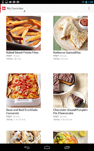 Must-Have Recipes from BHG- screenshot thumbnail