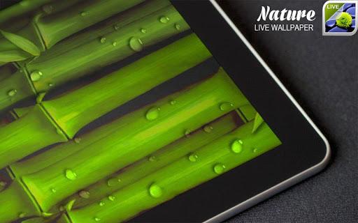個人化必備APP下載|자연 라이브 배경 화면 好玩app不花錢|綠色工廠好玩App
