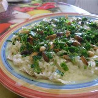 Mensaf (Jordanian Lamb Stew).