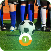 Soccer Ball Lock Screen