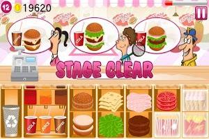 Screenshot of Burger PANIC