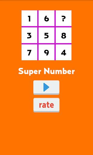 Super Number
