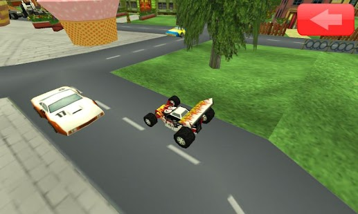Animated Toddler Puzzles: Cars- screenshot thumbnail