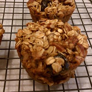 Maple Espresso Baked Oatmeal.