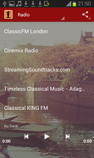Best Classical Radio