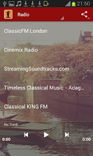 Best Classical Radio- screenshot thumbnail