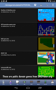 MasterGear - SMS/GG Emulator v3.1.7