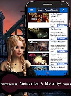 Adventure & Mystery Games screenshot