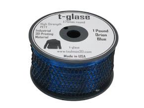 Taulman Blue T-Glase - 1.75mm (1lb)