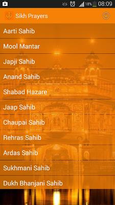 Nitnem- Sikh Prayers - screenshot