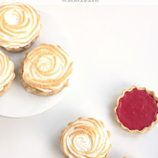 Cranberry Lemon Meringue Pie Recipe