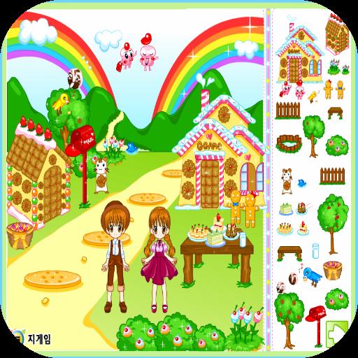 เกมส์ตกแต่งบ้านคุ้กกี้ 休閒 App LOGO-APP試玩