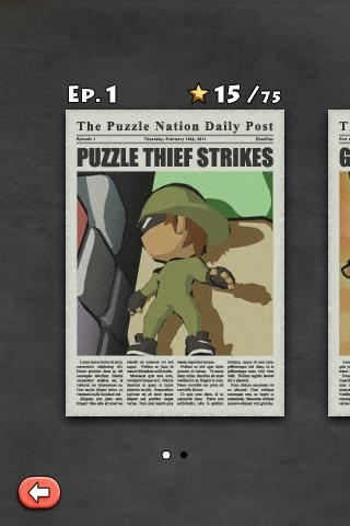 Puzzle Thief Lite - screenshot
