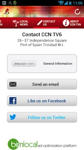 CCN TV6- screenshot thumbnail