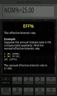 Quick 10B Financial Calculator - screenshot thumbnail
