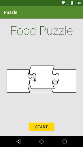 Food Puzzle no ads