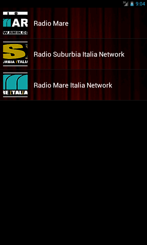 RMIN Radio- screenshot