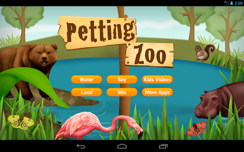 Petting Zoo (Animals for Kids)- screenshot thumbnail