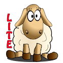 Word game Sheepman Lite logo