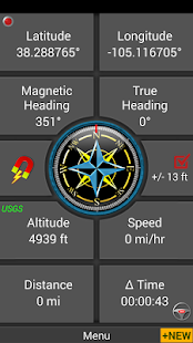 Polaris Navigation GPS- screenshot thumbnail