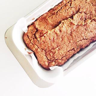 Maple Zucchini Bread
