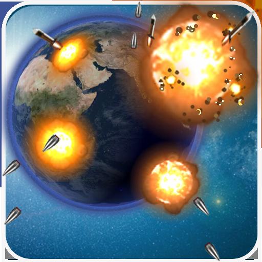 Blue Marble Defense LOGO-APP點子