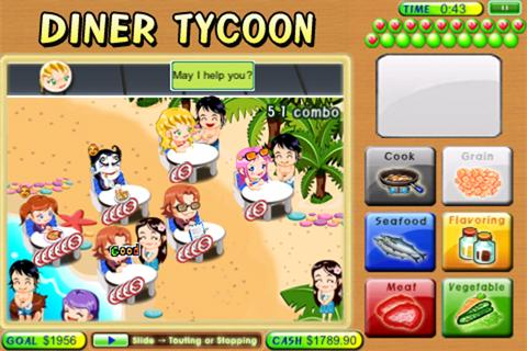 Diner Tycoon- screenshot
