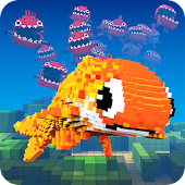 Splashy Bait Fish HD