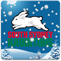 South Sydney Rabbitohs Snow icon