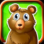Grumpy Teddy Bear Puzzle King