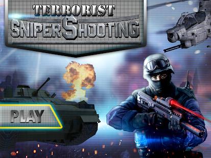 恐怖狙擊手射擊遊戲