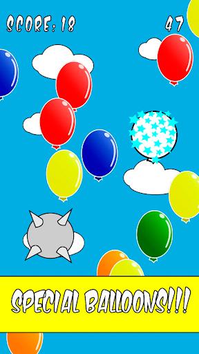 無料休闲Appの風船を破裂|記事Game