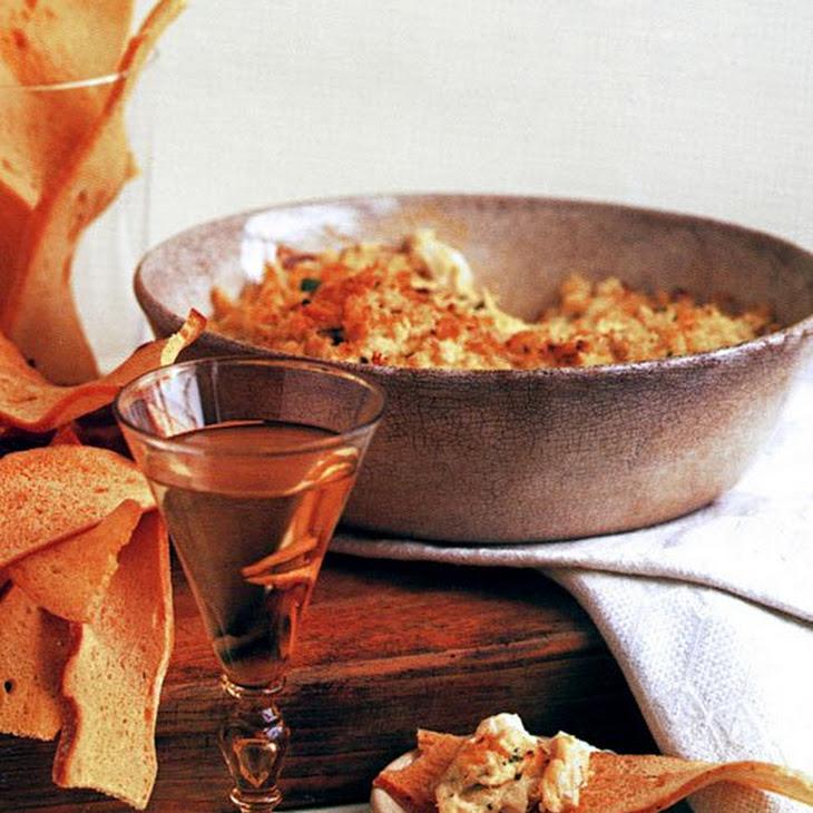 Hot Crab Dip Recipe