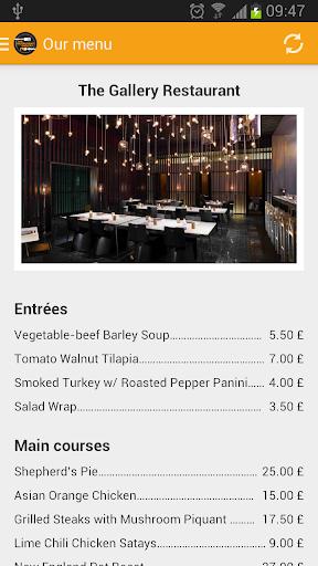玩生活App|The Galery Restaurant免費|APP試玩