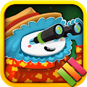 Places Puzzle: Sliding Slices icon