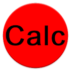 Calculator for long numbers icon