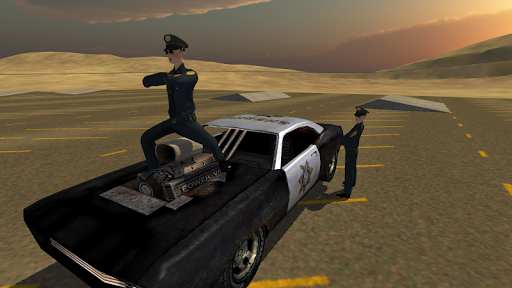 Advanced Police Car Simulator
