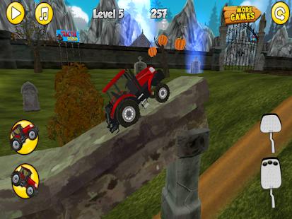 Tractor Off Road 3d- screenshot thumbnail