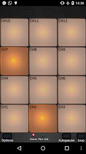 Smpler - HD & editable sampler screenshot