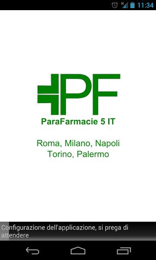 ParaFarmacie 5 IT