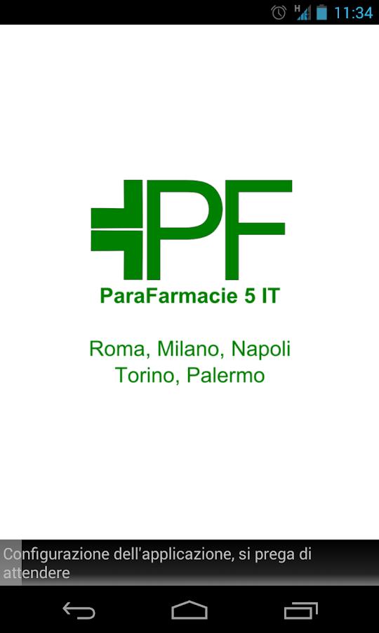 ParaFarmacie 5 IT - screenshot