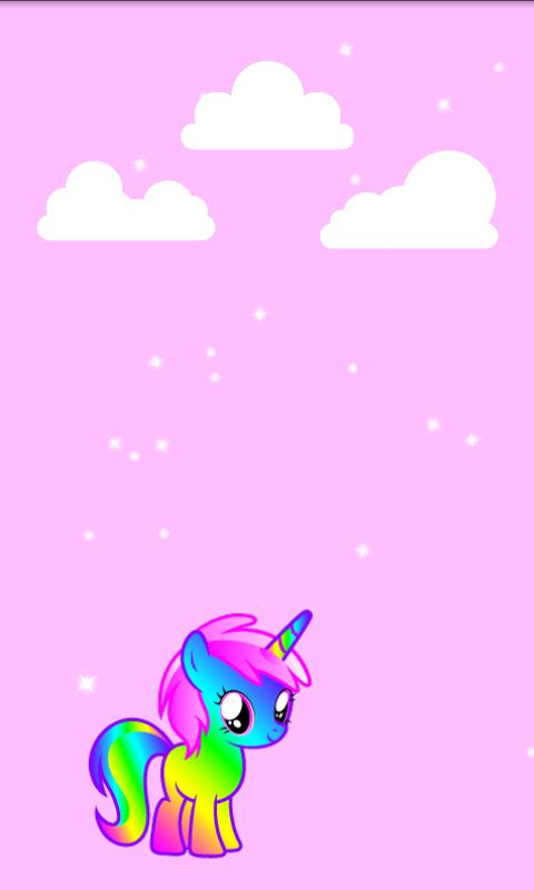 Sparkle Rainbow Unicorn Lw Android Reviews At Android
